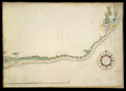 Survey of the Sussex Coast, from Barnham Mille to Rye